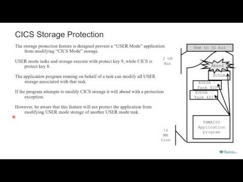 CICS Storage Violations; what you were afraid to ask
