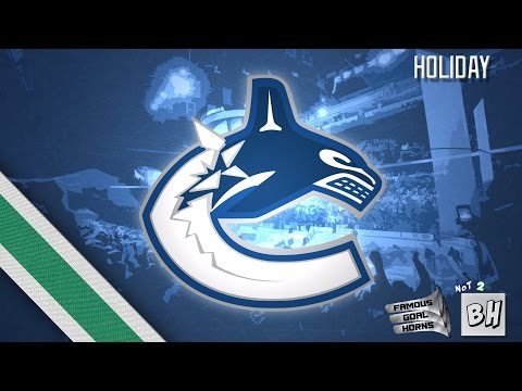 Vancouver Canucks 2017 Goal Horn (HOLIDAY)