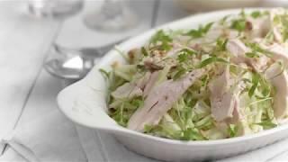 Marco Pierre White Recipe for Waldorf Salad