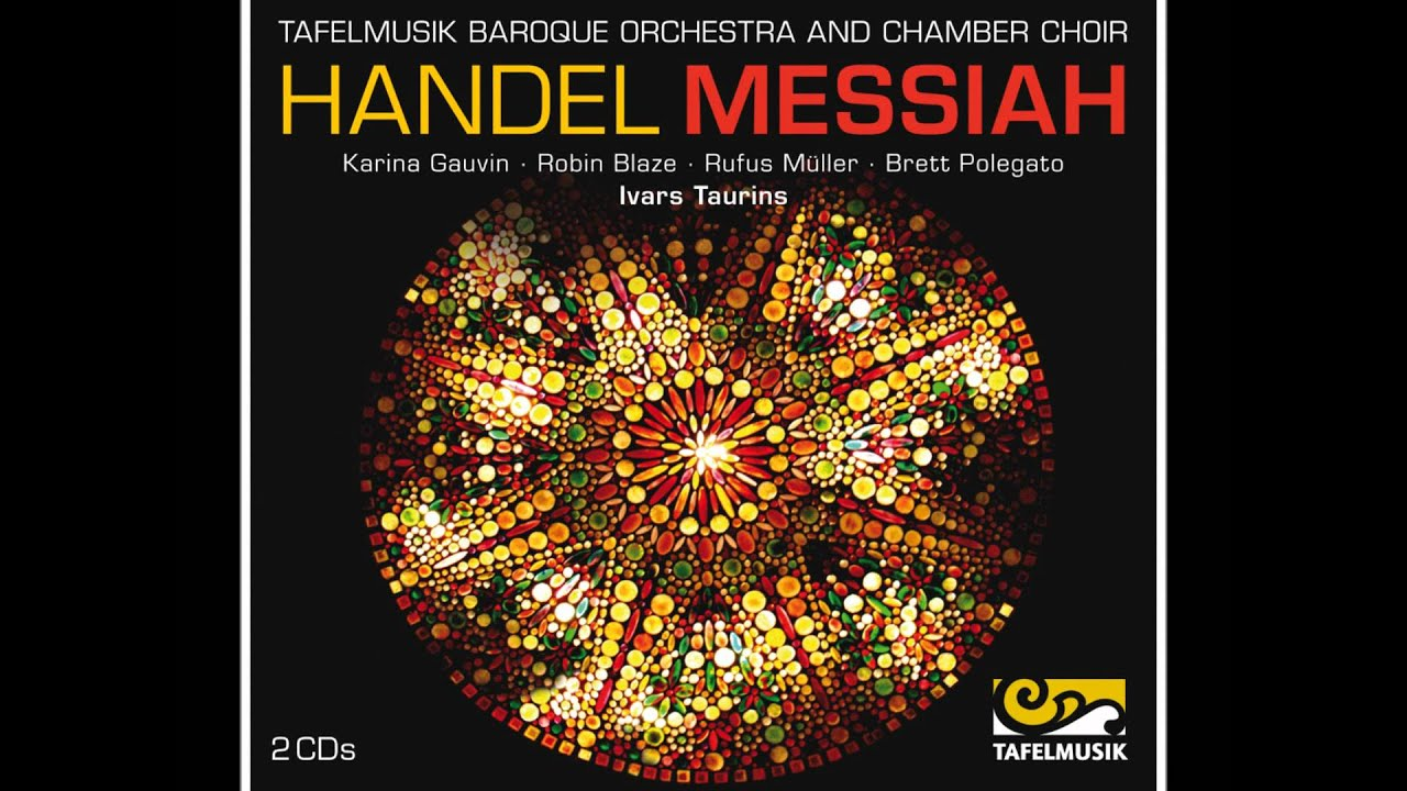 Handel Messiah Chorus Amen YouTube