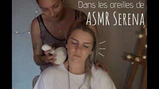 IMMERSION SONORE EP#2 🎧 Dans les oreilles de ASMR SERENA * Multi déclencheurs