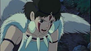 Принцесса Мононоке   Русский трейлер ТН/Princess Mononoke