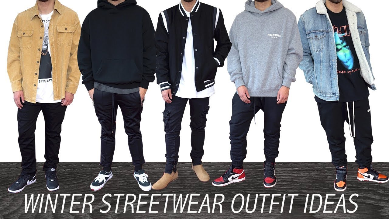 28 AFFORDABLE WINTER OUTFIT IDEAS  WINTER STREETWEAR OUTFIT INSPIRATION