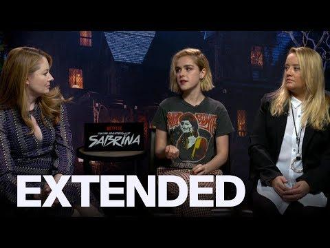 Kiernan Shipka Talks 'Chilling Adventures Of Sabrina'