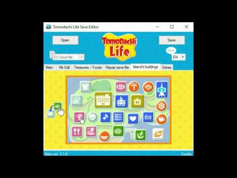 [Tuto] How to use Tomodachi Life save editor