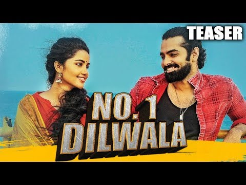 No. 1 Dilwala (Vunnadhi Okate Zindagi) Official Hindi Dubbed Teaser | Ram Pothineni, Lavanya thumbnail