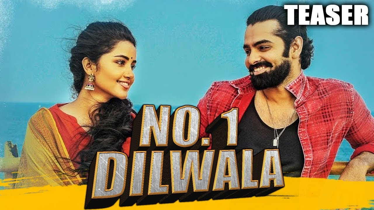 No. 1 Dilwala (Vunnadhi Okate Zindagi) Official Hindi Dubbed Teaser   Ram Pothineni, Lavanya Watch Online & Download Free