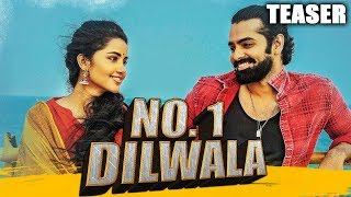 No. 1 Dilwala (Vunnadhi Okate Zindagi) Official Hindi Dubbed Teaser | Ram Pothineni, Lavanya
