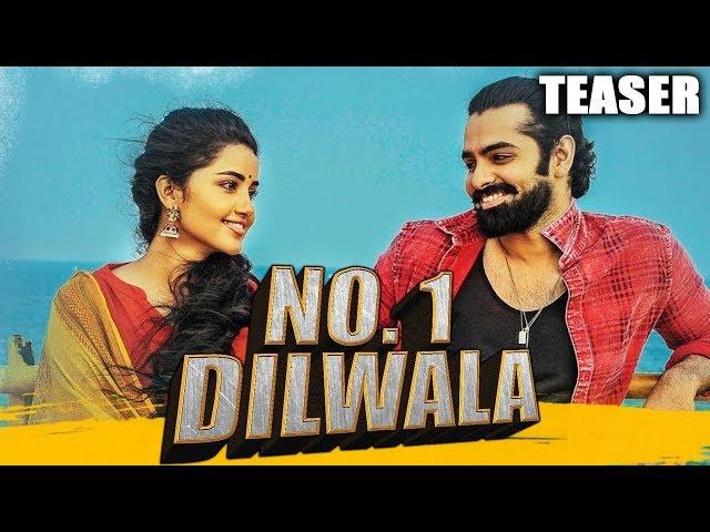 No. 1 Dilwala (Vunnadhi Okate Zindagi) Official Hindi Dubbed Teaser | Ram Pothineni, Lavanya