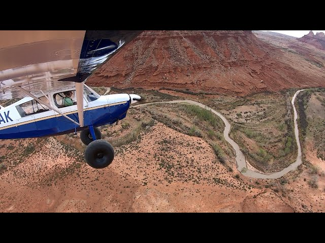 Utah Backcountry Flying - May 2020 - 8GCBC Scout