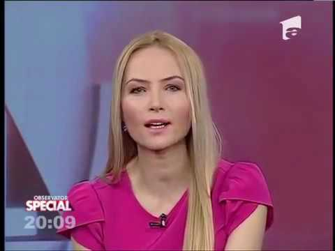InfrafitX Romania at Antena 1 tv channel, Infrared therapy on weight loss