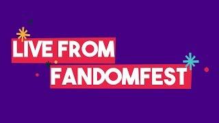 FANDOMFEST at San Diego Comic Con: Trailer Party on FANDOM Live!