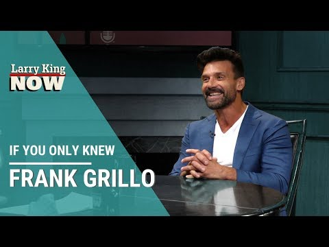If You Only Knew: Frank Grillo