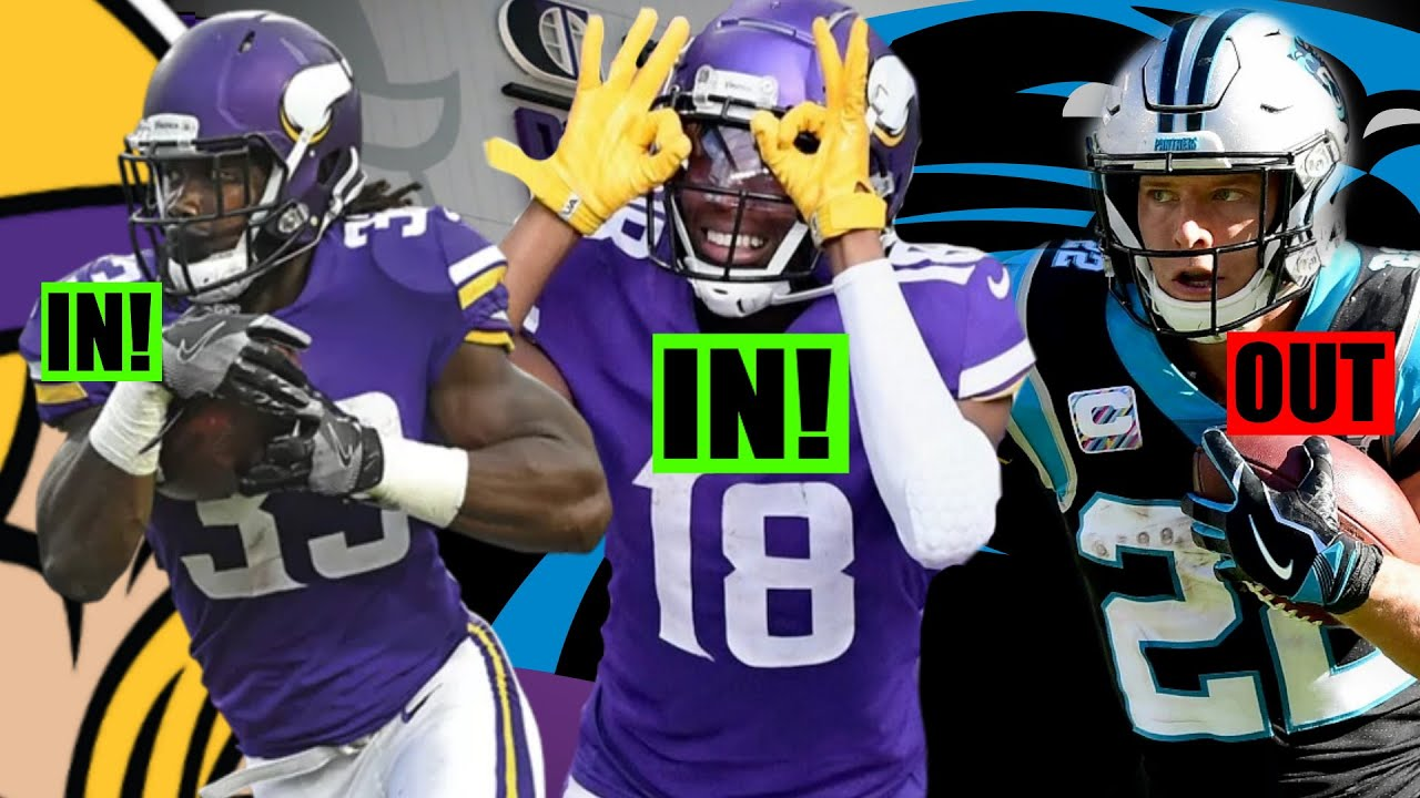Vikings Game Today: Vikings vs. Panthers injury report, spread, over ...