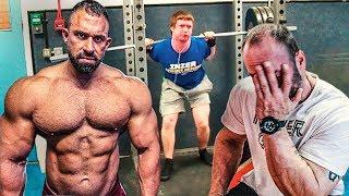 Kevin Wolter und Matthias Botthof reagieren auf Gym Fails!