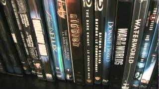 DVD/Blu-ray Collection - Science Fiction and Fantasy Part 1