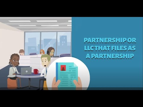 Partnerships: PPP Application Document Requirements