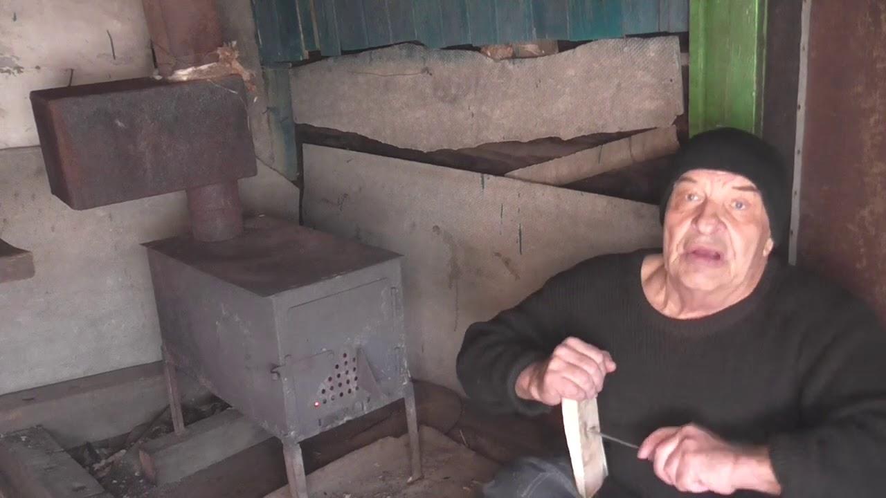 Курупчана   Эвенкийское сверло   самое простое и эффективное