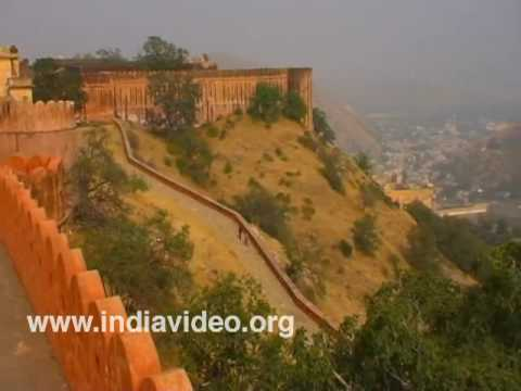 Jaigarh Fort in the capital city of Jaipur
