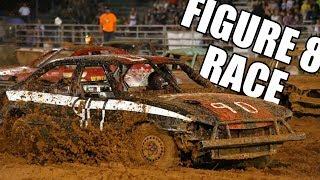 FIGURE 8 RACE | Washington County, Utah Demolition Derby 2017