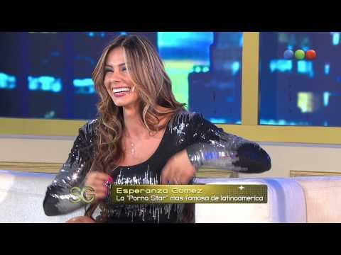 La porno star, �Como es la relacion con los actores - Susana Gimenez