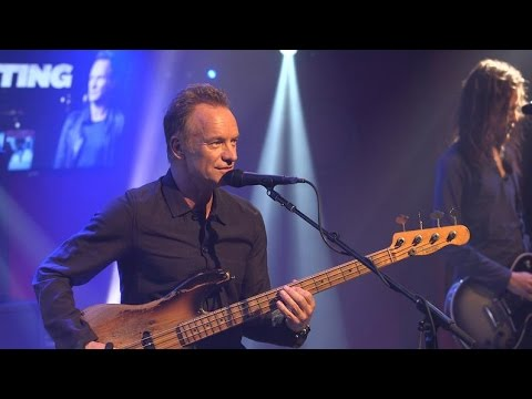 Sting - Shape Of My Heart (live) - Le Grand Studio RTL