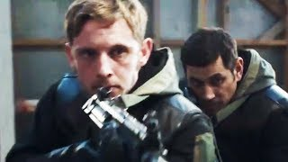 6 Days Official Trailer #2 2017 Movie Mark Strong