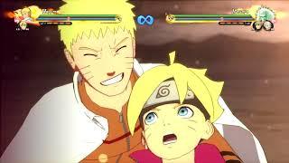 Все совместные техники из игры Naruto Shippuden  Ultimate Ninja Storm 4