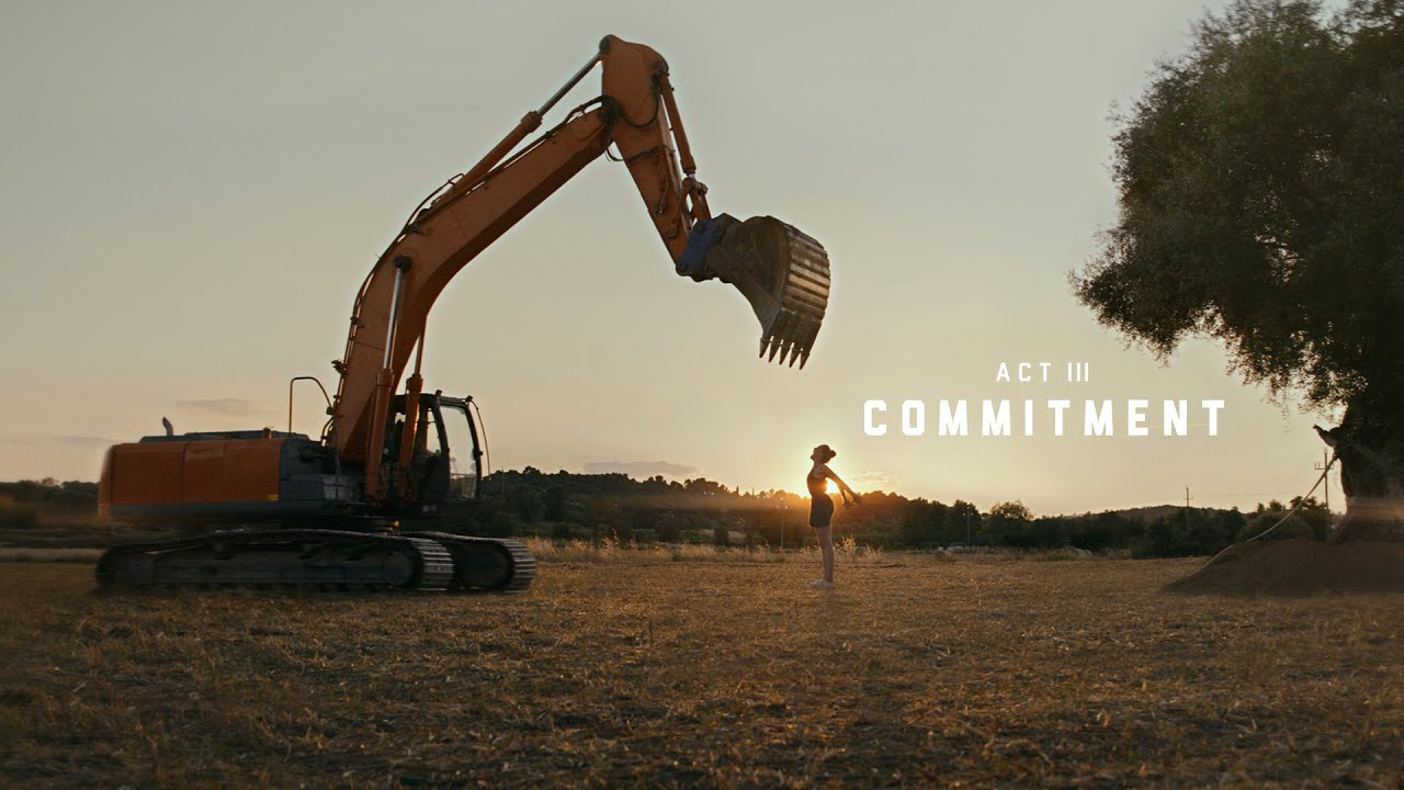Act III. Commitment. Estrella Damm 2020