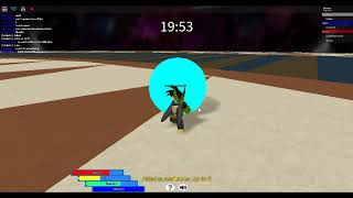 Roblox: Dragon Ball Advanced Battle | Cell FP Hunt