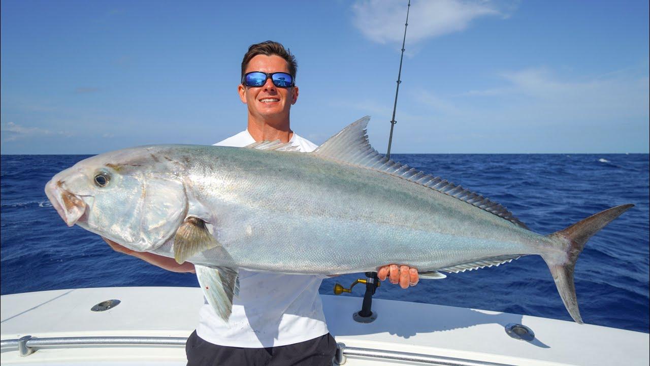Nonstop MONSTER Fish... Deep Sea Fishing Key West, Florida