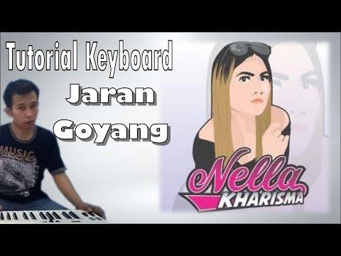 Tutorial Keyboard Dangdut Nella Kharisma (Jaran Goyang)