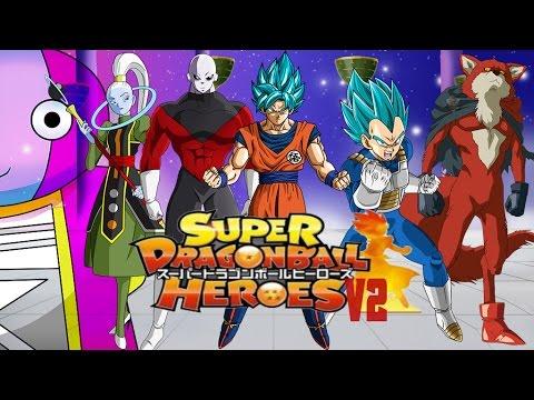 Super dragon ball heroes m u g e n project v2 drey12 for Cuartos decorados de dragon ball z