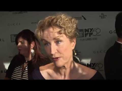 "Gone Girl: Lisa Banes ""Marybeth Elliott"" New York Movie Premiere Interview"