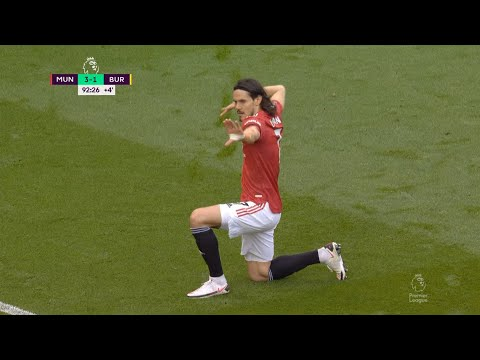 Manchester United Burnley Goals And Highlights