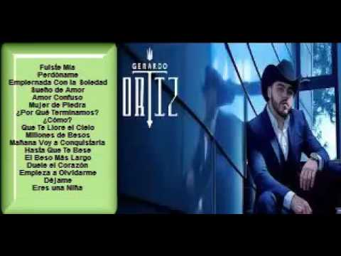 Mix Gerardo Ortiz romanticas 2016 link en la descripcion