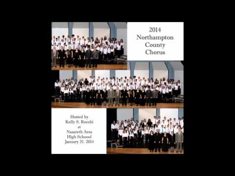 Amani - Audrey Snyder - 2014 Northampton Choir