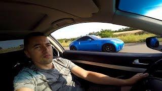Кто же круче  ???    Infiniti G37   vs  Nissan 350Z  ...