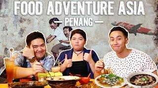 Kokiku Food Adventure Asia to Penang episode 1