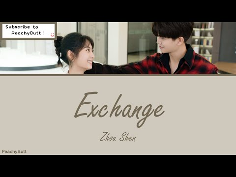 [OST Of Miss Crow With Mr. Lizard] 《Exchange》 Zhou Shen (Eng Chi Pinyin)