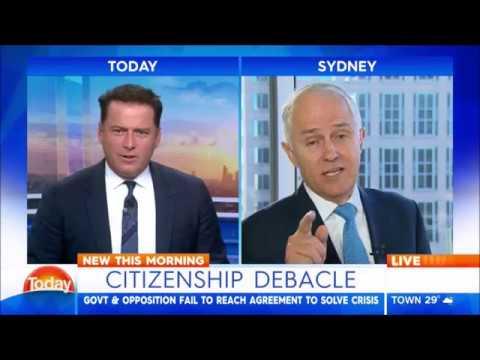 "Malcolm Turnbull is ""fair dinkum"""