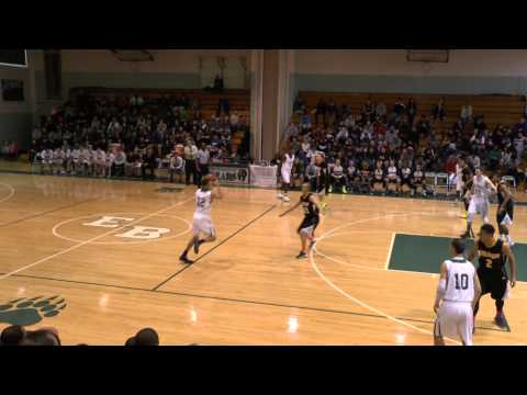 South Brunswick run vs. East Brunswick