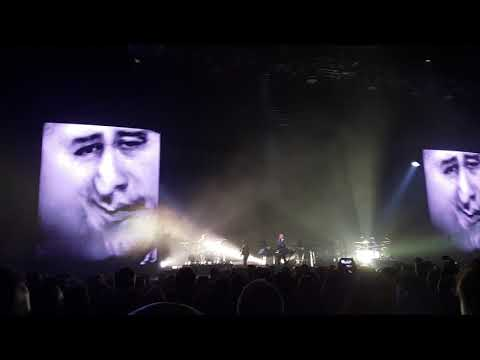 Massive Attack - Inertia Creeps / Mezzanine Tour @ Hydro, Glasgow 28 January 2019