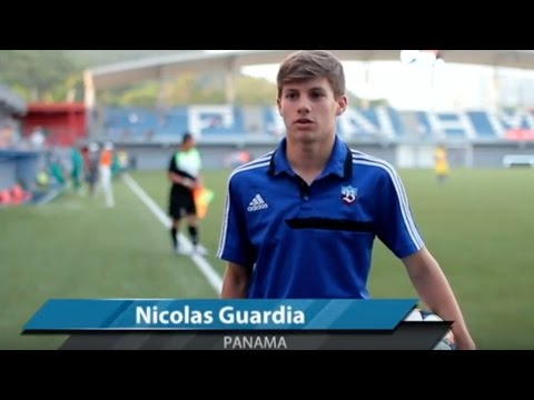 ⚽️ Nico Guardia College Soccer Recruiting Video Class of 2017