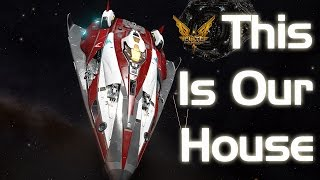 This Is Our House - SDC vs AA PvP in FDL (Elite: Dangerous 2.0 Horizons)