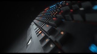Razer Blackwidow Chroma 2K - Cinema 4D and Octane Render