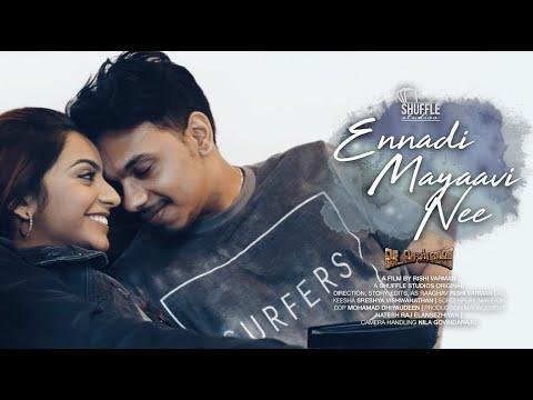 VADACHENNAI | Ennadi Maayavi Nee - Music Video Cover | Rishi Varman | Sreshya Vishwanathan