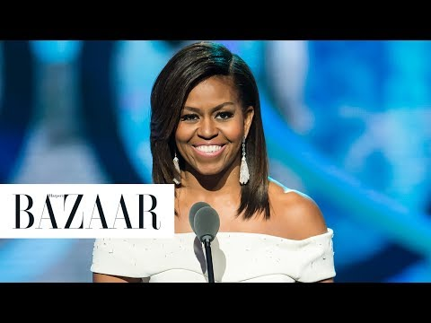 Michelle Obama scolds female Trump supporters from YouTube · Duration:  5 minutes 32 seconds