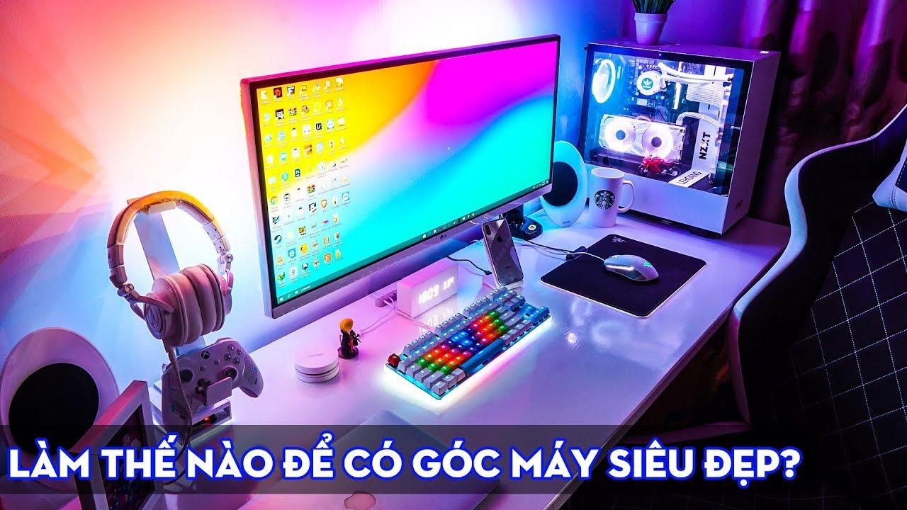 Những góc máy (chơi game) đẹp nhất Việt Nam tháng 6/2019: GÓC MÁY XÂY DỰNG TRONG VÒNG 06 THÁNG?!!?