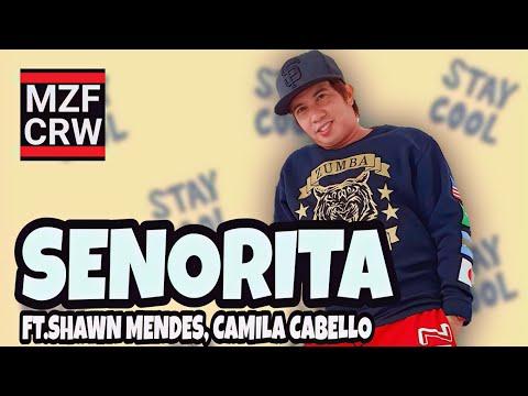 SENORITA | SHAWN MENDES, CAMILA CABELLO | PRE - COOLDOWN | MZF CREW | ZIN LAREN SUNGA